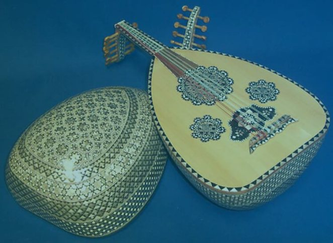 Traditional Instruments of Turkey