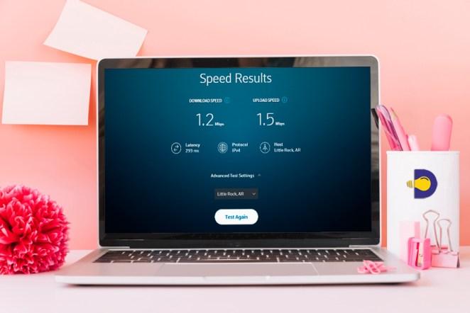 Xfinity xFi Speed Test