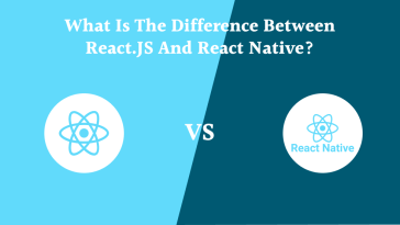 Logo of ReactJs and React Native