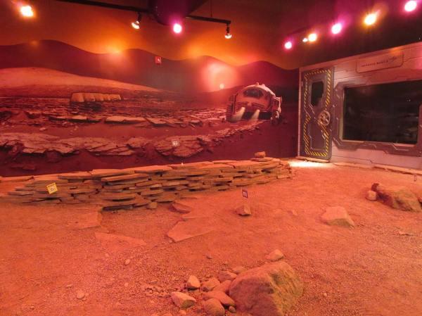 Mars Robotics Laboratory - Space Foundation Discovery Center
