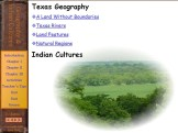 Discover Texas covers Texas Geography.