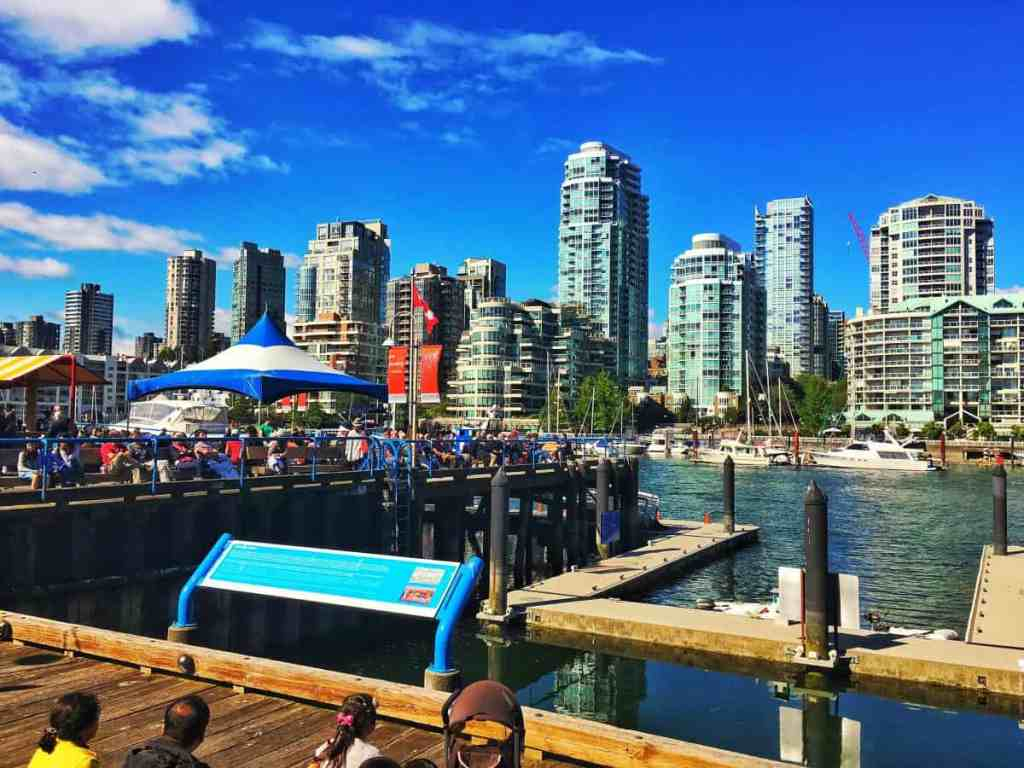 Yaletown Vancouver Brewery tour