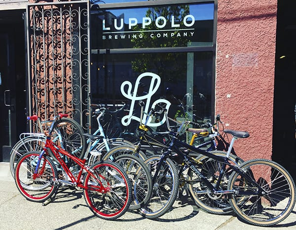 Luppolo Vancouver Breweries