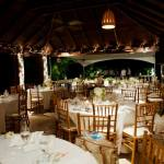 A wedding banquet at the Pavillion Restaurant. Photo Yaisa Tangwell via the Villas at Stonehaven Tobago