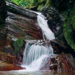 Trinidad waterfall. Photo: William Barrow