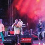 Trinidad R&B and pop group H2O Phlo