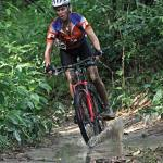Mountain biking has been growing in popularity in Trinidad and Tobago. Photo: Lyden Thomas
