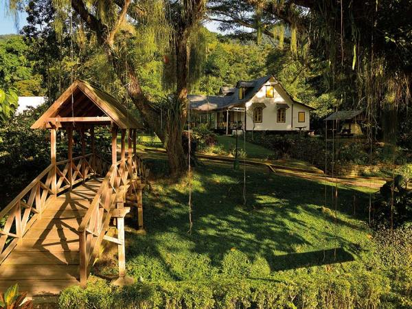 Lopinot estate and historical complex in Trinidad. Photo: William Barrow