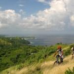 Mountain biking. Photographer: Skene Howie