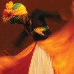A bele dancer. Photo: Edison Boodoosingh