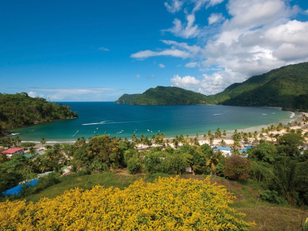 Maracas Bay, Trinidad. Photo: Stephen Jay Photography