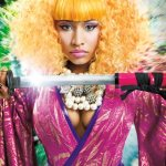 Nicki Minaj. Photograph by D Project Records/Young Money Entertainment
