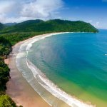 The long crescent bay at Las Cuevas, Trinidad's Blue Flag Beach, and our favourite for 2017. Courtesy the Tourism Development Company