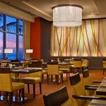 The Waterfront Restaurant. Courtesy the Hyatt Regency Trinidad.