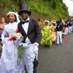 Moriah Old Time Wedding, Tobago. Photo by Chris Anderson