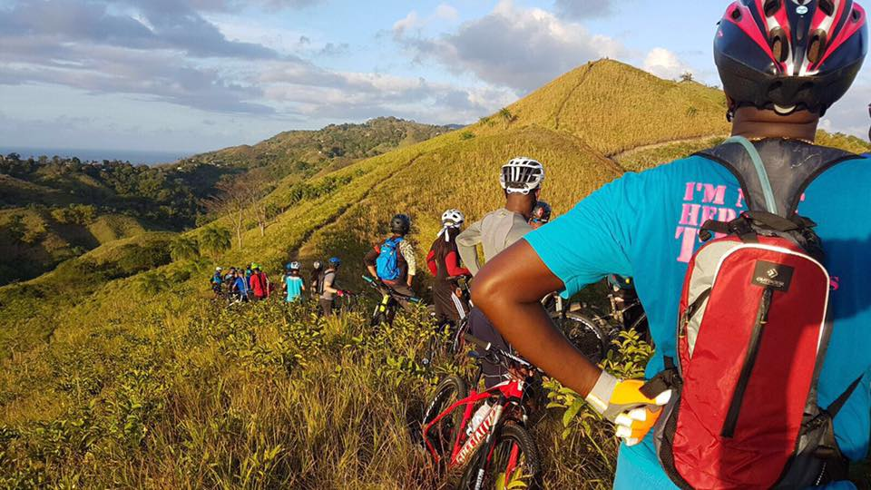 Courtesy Tobago Mountain Bike Tours