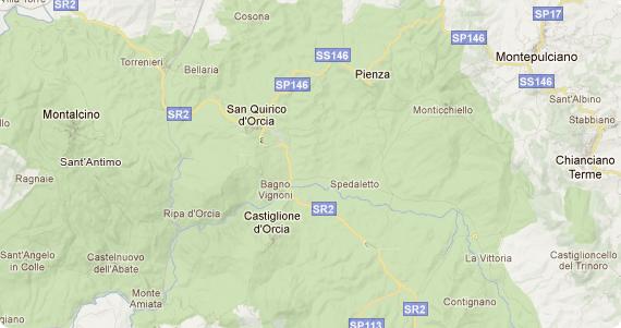 Valdorcia Toscana