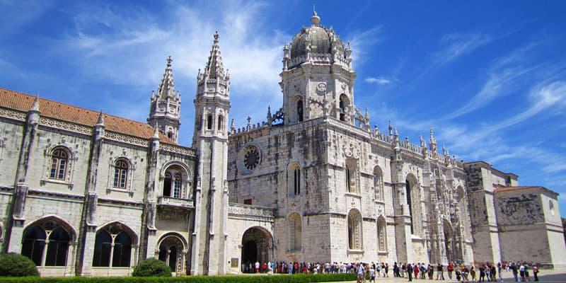 Monastery Jeronimos, Lisbon Portugal