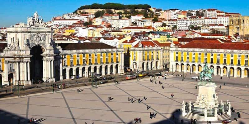 , Obrigado (Thank You), Lisbon