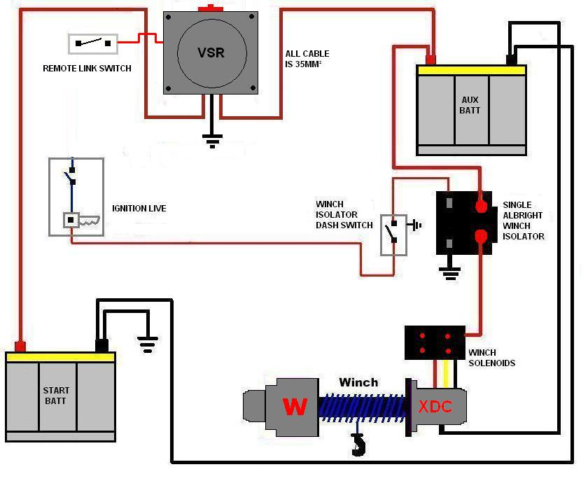 Fine split charge wiring diagram frieze schematic diagram series vsr relay wiring diagram jzgreentown asfbconference2016 Gallery