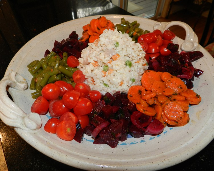 Moroccan Welcome Salad