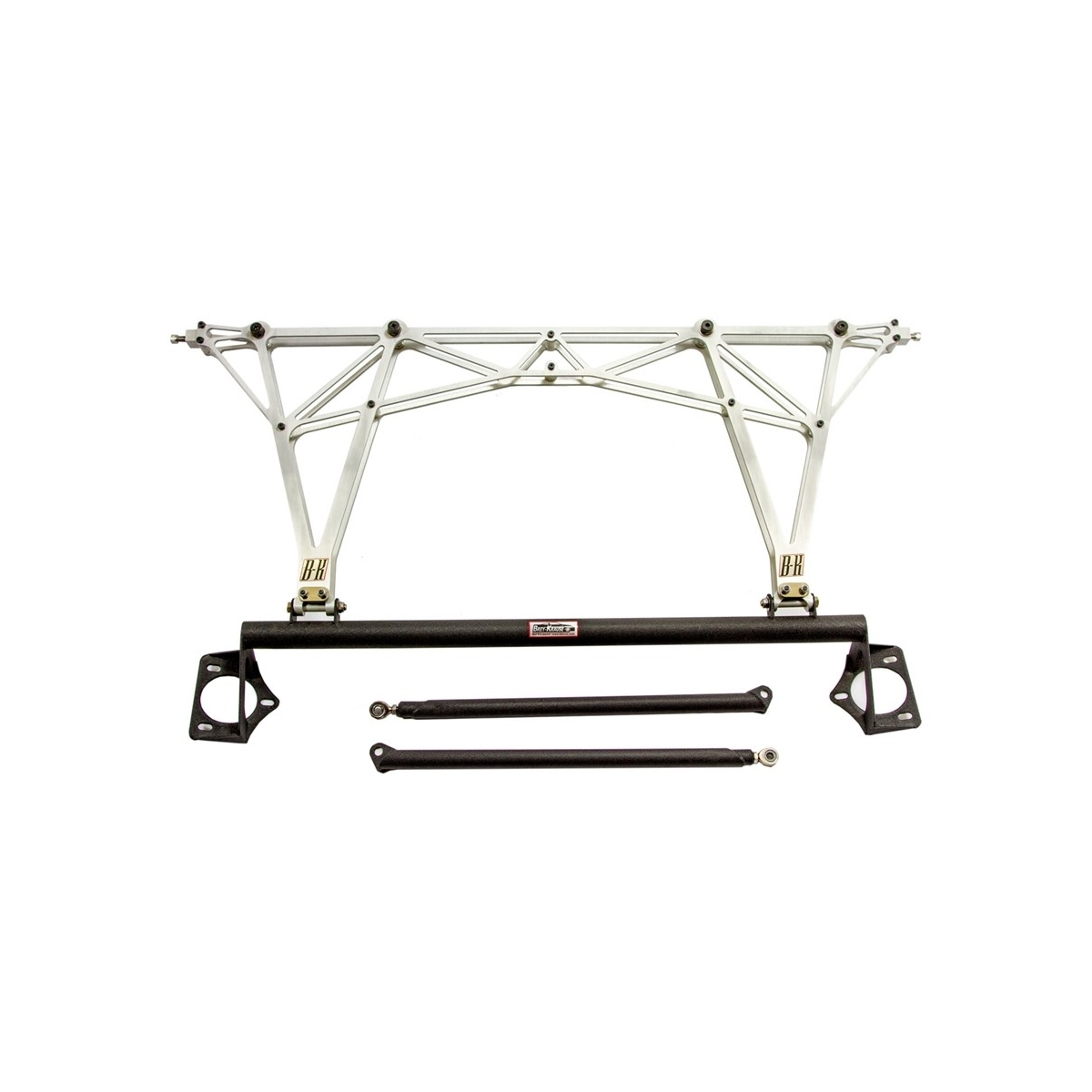 Brey Krause Truss Style Harness Bar For Porsche 996 997 Coupe
