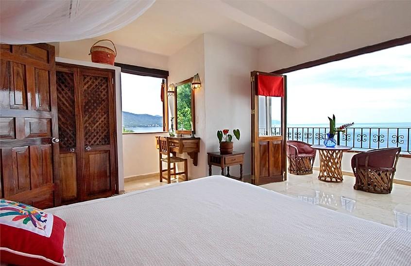 Puerto Vallarta Villa Four Or Five Bedroom Oceanfront Gay Vallarta Travel Villas Rentals Casa