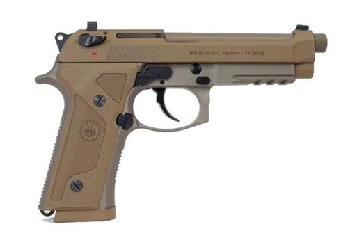 Beretta M9A3 FDE 17rd