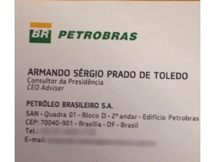 Desembargador investigado vira consultor da Petrobras