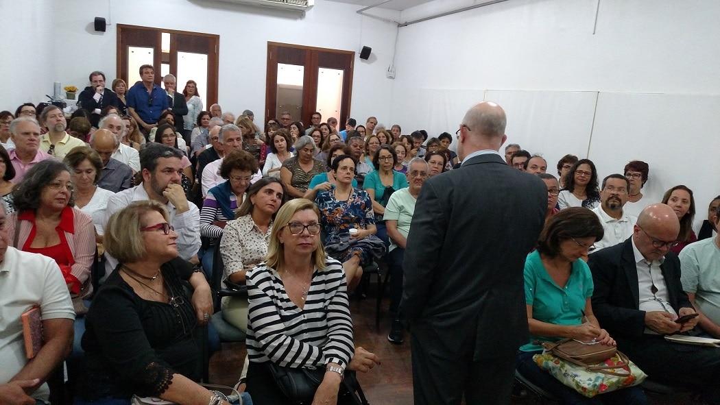 Funcef - Associados do Rio recebem ANIPA e ANBERR