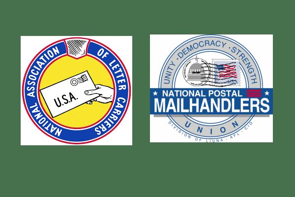 Correios nos Estados Unidos demonstram solidariedade com as reclamações dos funcionários dos Correios brasileiros e Postalis