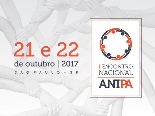 I ENCONTRO NACIONAL DA ANIPA - Sérgio Salgado participará pelo GDP/Discrepantes