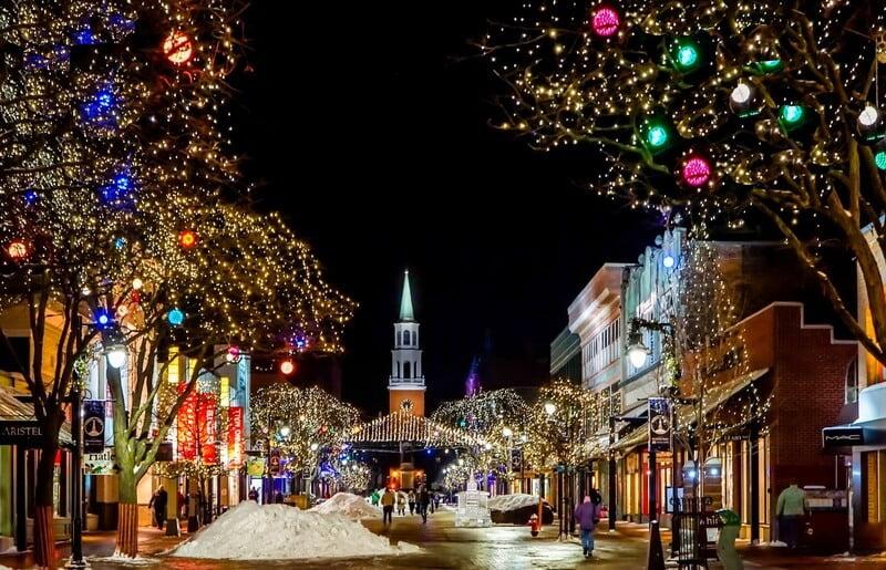 Luces navideñas