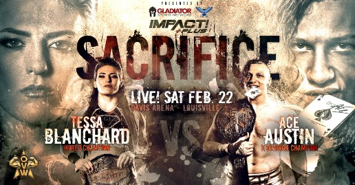 IMPACT Wrestling Sacrifice Results & Highlights