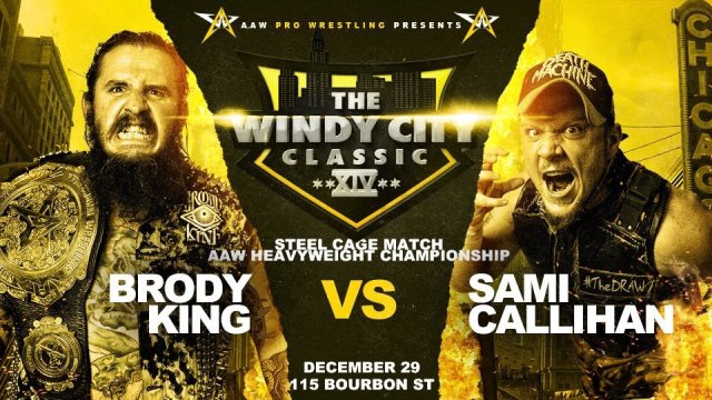 AAW- Windy City Classic XIV Results