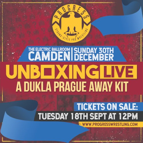 PROGRESS Wrestling- Chapter 82: Unboxing Results