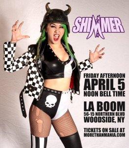 Shimmer Wrestling 113