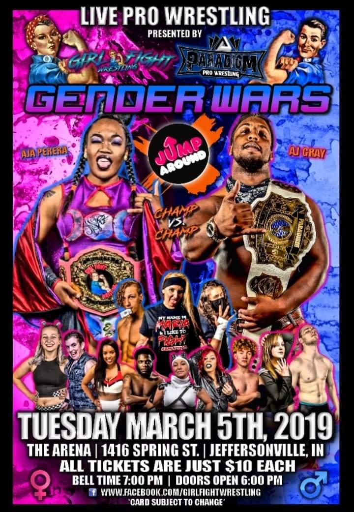 Gender Wars 2