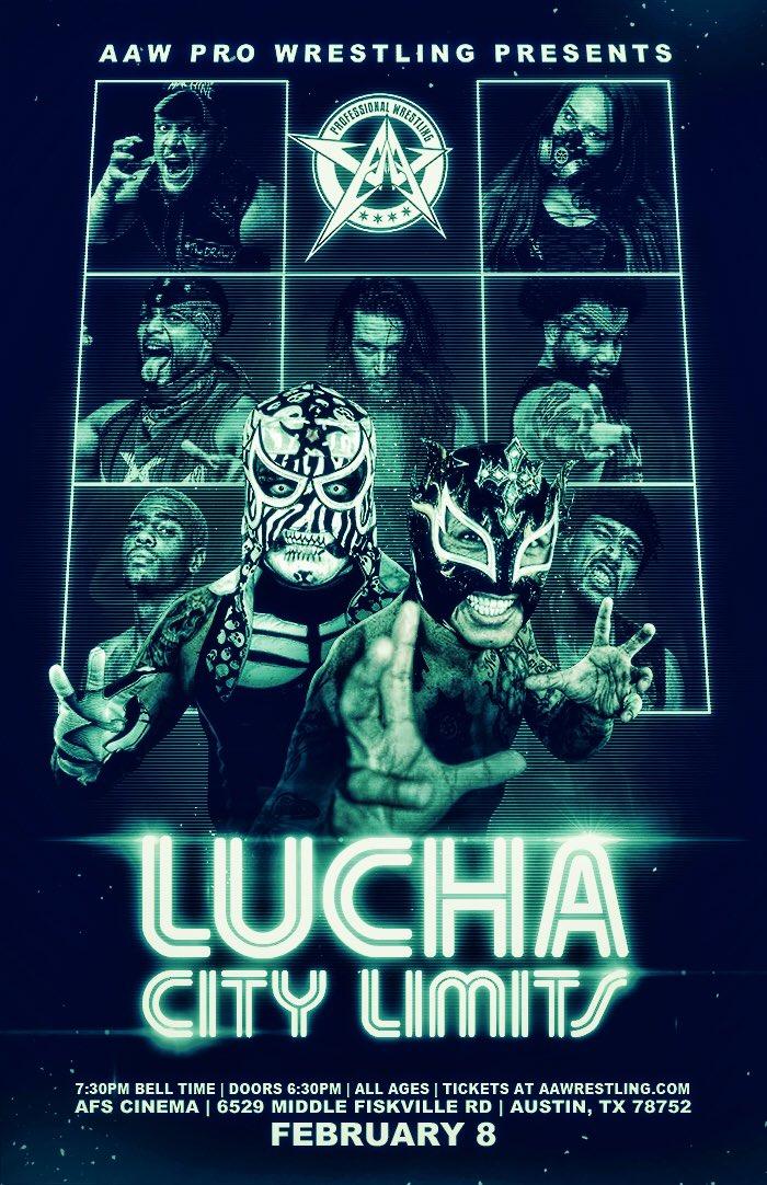 Lucha City Limits