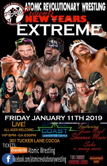New Years Extreme