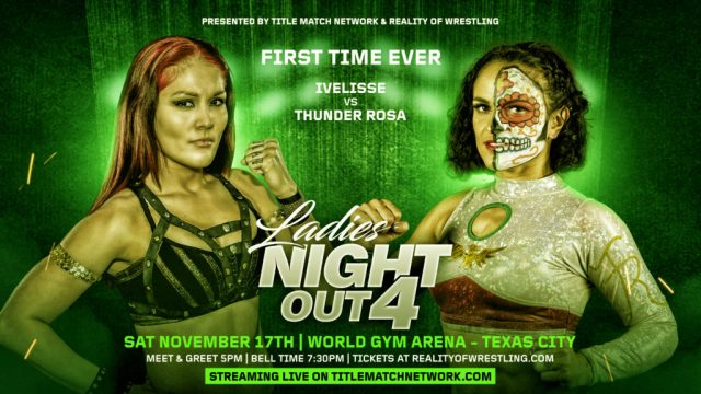 Ladies Night Out 4 Review and Results