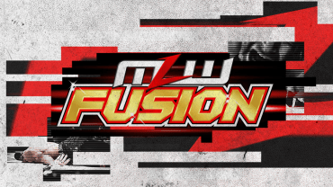 MLW Fusion taping