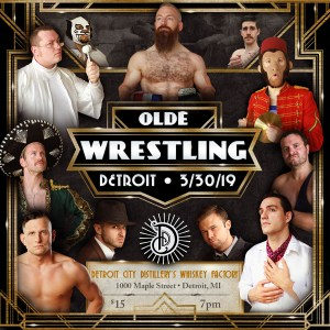 Olde Wrestling in Detroit