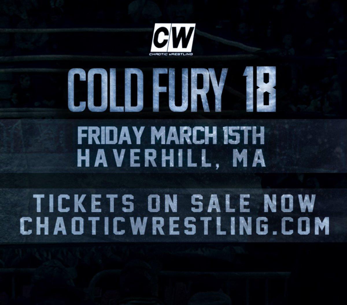 Cold Fury 18