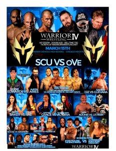 Warrior Wrestling 4