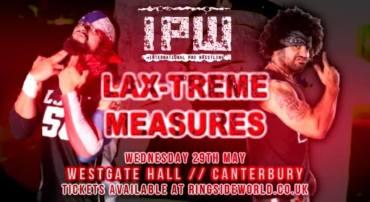 LAX Treme Measures
