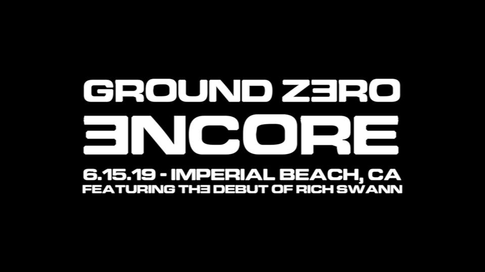 Ground Zero Encore
