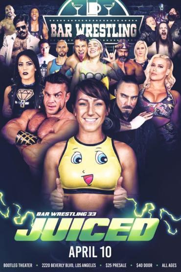 Bar Wrestling 33