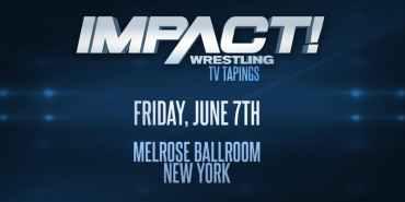 Impact Tapings New York