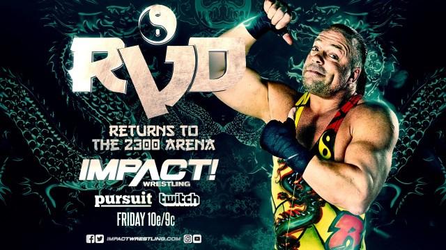 RVD Impact 2300 arena